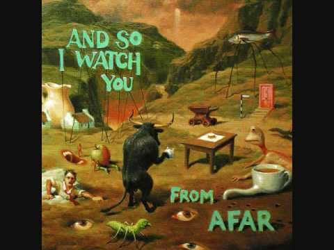 And So I Watch You From Afar - Clench Fists Grit Teeth Go