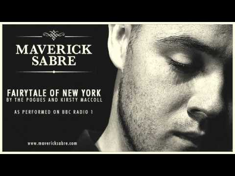 Maverick Sabre - &#039;Fairytale of New York&#039; cover