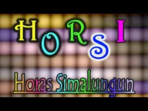 Lagu Batak Simalungun - Introduction HORSI 3 - Cha