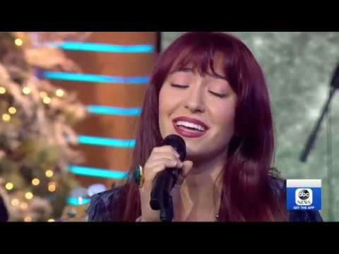 "Download Lagu  Lauren Daigle Performs ""You Say"" Live on Good Morning America Mp3 Free"