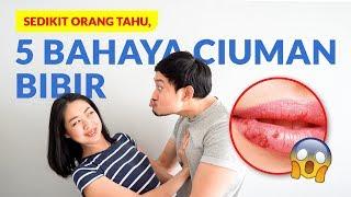 Hati-Hati! Ini 5 Bahaya Penyakit Akibat Ciuman Bibir