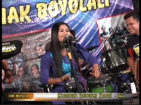 Devi Kendang feat Musica Live Tarubatang Selo