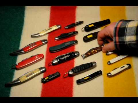 dating barlow knife