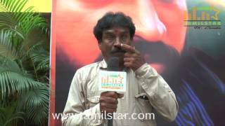 Sarapambu Subburaj At Namma Kadha Movie Audio Launch