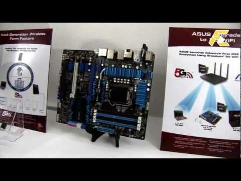 Broadcom 5G WiFi solutions - Computex 2012