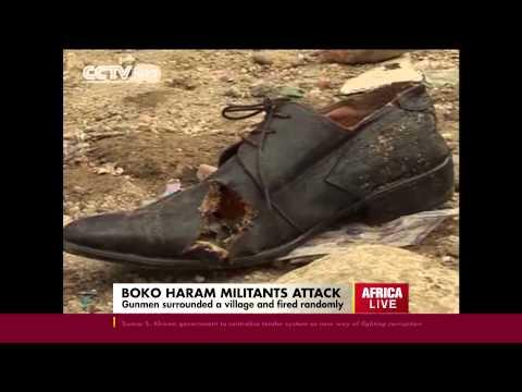 Boko Haram Militia Unleashes Terror in Nigeria