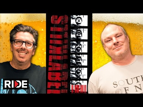Jeff Grosso & John Lucero: Legends, Label Kills, Cardiel, Madrid: Weekend Buzz ep. 113 pt. 2