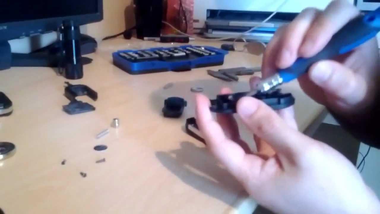 Tutorial conversione chiavi a scatto opel corsa youtube for Serratura bloccata chiave non gira