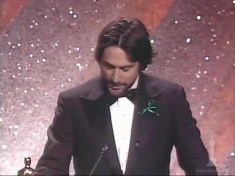 Robert De Niro Wins Best Actor: 1981 Oscars