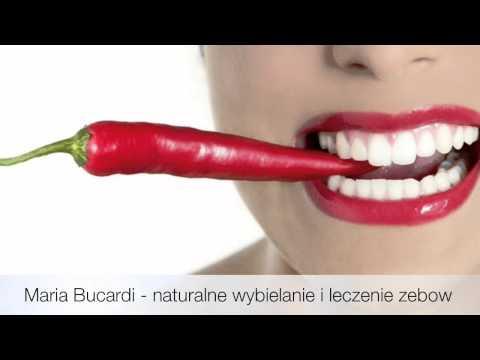 422. Naturalne Wybielanie Zębów - Sposób Na Piękne Białe I Zdrowe Zęby - Wskazówki Od Marii Bucardi