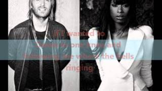Jennifer Hudson Video - David guetta Feat jennifer Hudson-Night of my life Lyrics