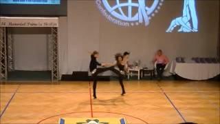Olga Zaidulina & Alexei Panferov - World Masters Ljubljana 2015