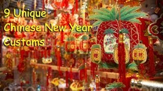 9 Chinese New Year Customs That May Surprise You