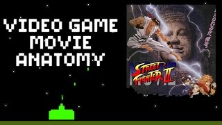 Street Fighter II: The Animated Movie Review | Video Game Movie Anatomy