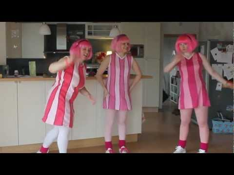 Lazytown - Viivi13 Dance Video video