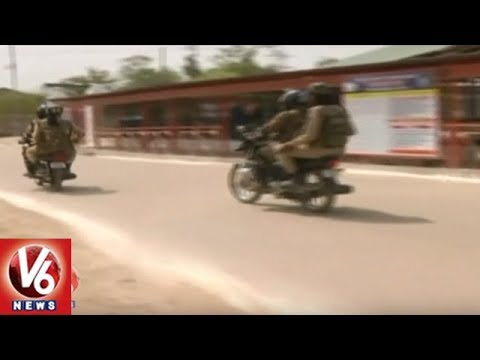 CRPF Forms Special Motor Cycle Squad For Amarnath Yatra | V6 News