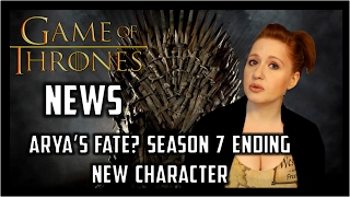 Game of Thrones News: Season 7 Ending, New Character, Arya's Fate