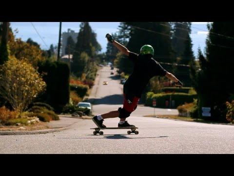 ERMAHGERD - Will Smallwood, Longboarding