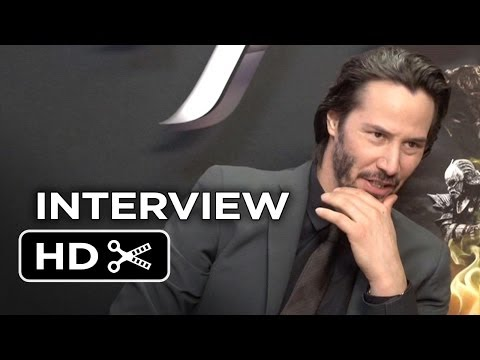 47 Ronin Interview Keanu Reeves 2013 Action Adventure Movie Hd