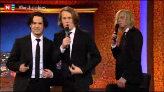 Ylvis Video - Ylvis - Be my lover - Intro to talkshow 24.09.2013