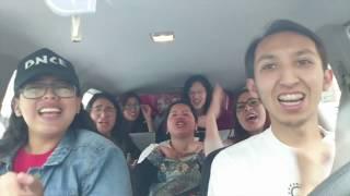 "Jonas Brothers Ecuador ""Carpool karaoke"""