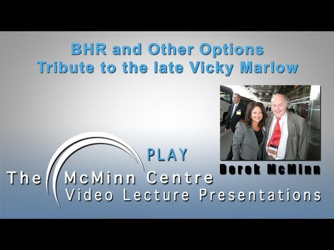 Birmingham Hip Resurfacing and Other Options - Derek McMinn 2013 The McMinn Centre