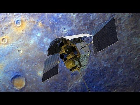 La fin de la mission Messenger autour de la planète Mercure