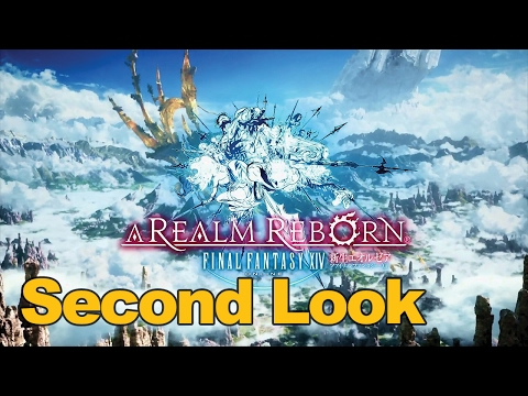 Final Fantasy XIV Second Look Gameplay - MMOs.com