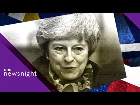 Damian Green: To undermine the prime minister is 'wholly wrong' - BBC Newsnight