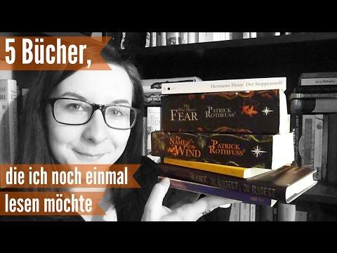 5 Bücher, Die Ich Noch Einmal Lesen Möchte.