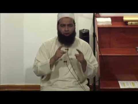 Mufti Farhan (Week 3) - Ramadan 2014