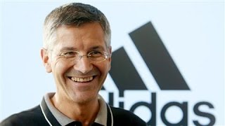 Adidas CEO Herbert Hainer: How I Work