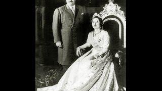 """فيديو نادر.. ليوم زفاف ملك مصر من الملكة ناريمان """" ج2 """""""