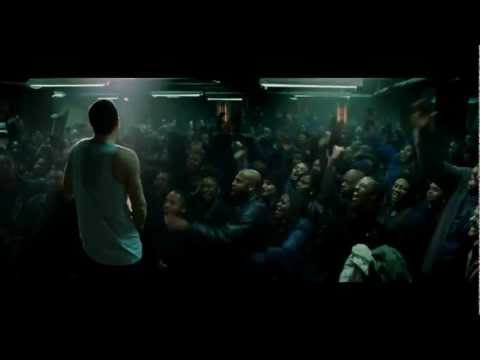 8 Mile  Final Battle  Eminem VS Papa Doc HD  & Audio