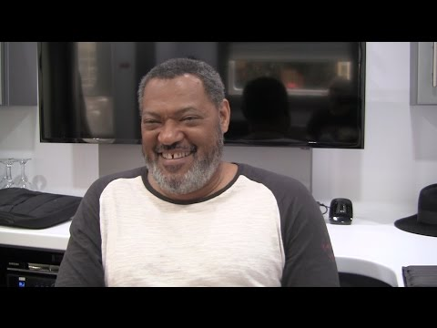 Laurence Fishburne on 'Batman v Superman', 'John Wick: Chapter Two' and 'Hannibal'