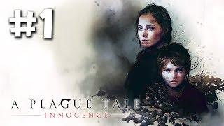UNA HISTORIA DE AMOR FRATERNAL | A Plague Tale: Innocence - Ep 1