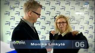 """Atlikėja Monika Linkytė pasirodė su daina """"Flying"""" (""""Skęstu"""")"""