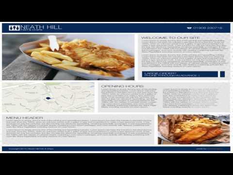 Neath Hill Fish & Chip Shop  Buckingham Buckinghamshire