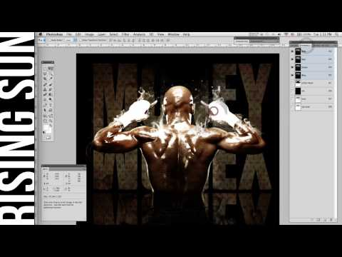 Using Two Underbases in Photoshop For Screen Printing