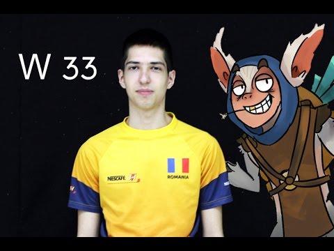 Истории игроков Dota 2(w33)