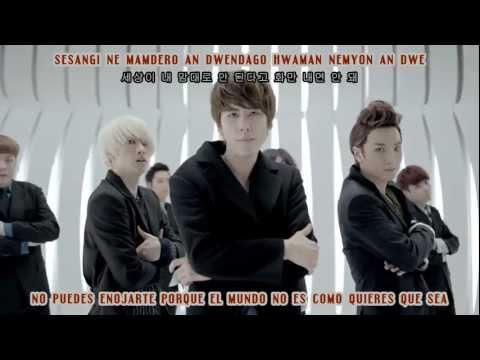 [sub Español] Super Junior - Mr. Simple [mv Hd] video