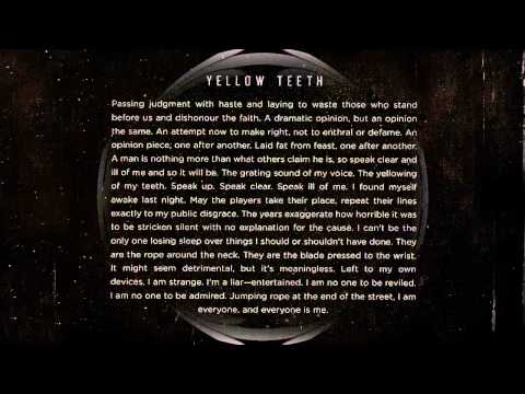 Protest The Hero - Yellow Teeth