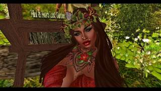 Second Life Nini and Nev Garden Of Eden Rezz Day Celebration 2017
