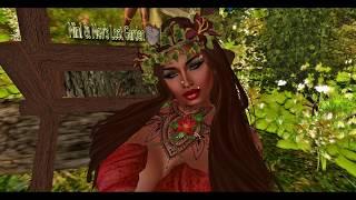 Second Life Nini and Nev Garden Of Eden Rezz Day Celebration 2017