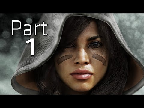 Killzone Shadow Fall Gameplay Walkthrough Part 1 - The Father - Mission 1 (PS4)