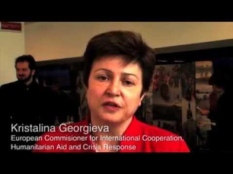 50 voci contro la fame - Kristalina Georgieva