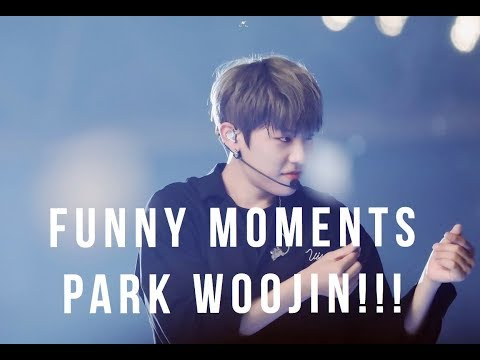 FUNNY MOMETS PARK WOOJIN WANNAONE