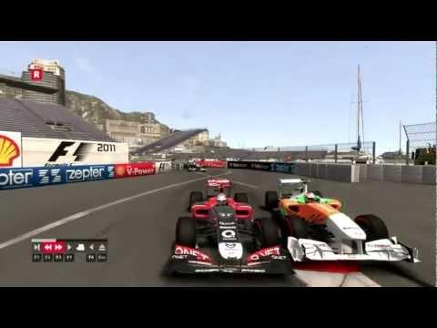 Codemasters Glitchy Bollard F12010/2011