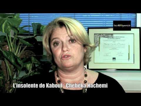 Vid�o de Ch�k�ba Hachemi