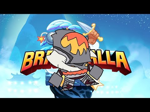 I'm honestly ass at brawlhalla | Brawlhalla experimental funny moments